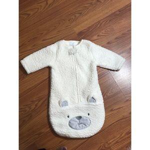 Chick pea bear sleep sack